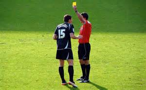 Yellow card (pd)