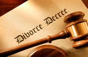 Divorce decree (pd)