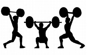 Weight lifters (pd)